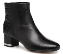 Marcie Mid Bootie Stiefeletten & Boots in schwarz
