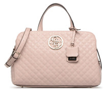 Gioia Girlfriend Satchel Handtasche in rosa