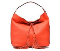 Isobel Hobo Handtasche in rot