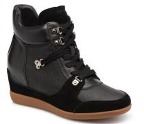 Emmy Hike Sneaker in schwarz