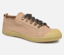 Tennis Boucles Livy Sneaker in beige