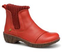Yggdrasil NE23 Stiefeletten & Boots in rot