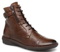 Medina 6402 Stiefeletten & Boots in braun