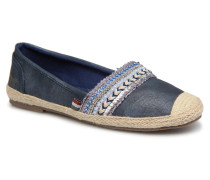 1266204in820 Navy Espadrilles in blau