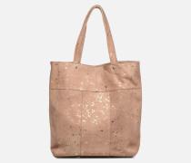BRANDY SUEDE SHOPPER Handtasche in rosa