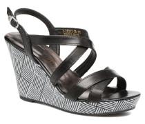 Azalée Sandalen in schwarz
