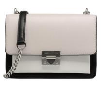 Christy SM Shoulder Bag Handtasche in grau