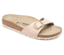 Madrid Cuir W Clogs & Pantoletten in beige