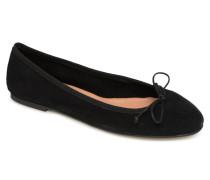 BALLERINA FLAT Ballerinas in schwarz