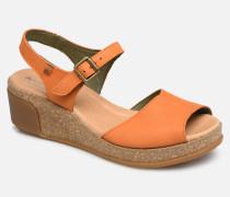 Leaves N5000 Sandalen in orange