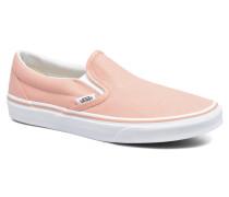 Classic Slip On W Sneaker in rosa