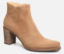 Paddy 7 Zip Boot Stiefeletten & Boots in beige