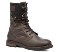 Bupswing Mix Stiefeletten & Boots in braun