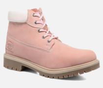 Klara Stiefeletten & Boots in rosa