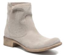 L.5.Ekoli Stiefeletten & Boots in grau