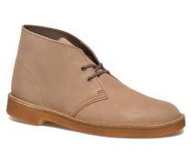 Desert Boot Stiefeletten & Boots in beige