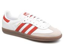 Samba Og Sneaker in rot