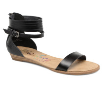 Becha Sandalen in schwarz
