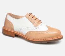 CONCORD S319 Schnürschuhe in beige