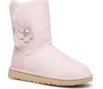 Bailey Button Poppy Stiefel in rosa