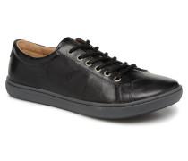 Arran Men Sneaker in schwarz