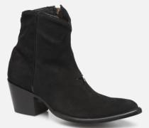 Star 2 Stiefeletten & Boots in schwarz