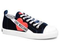 Boston sneaker Sneaker in blau