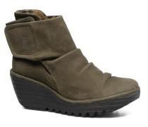 YOMI Stiefeletten & Boots in grün
