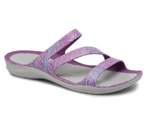 Swiftwater Graphic Sandal W Clogs & Pantoletten in lila