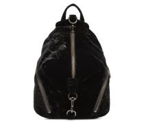 Medium Julian Backpack Rucksäcke für Taschen in schwarz