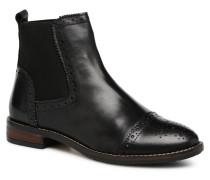 QUESTON Stiefeletten & Boots in schwarz