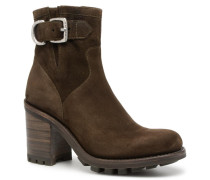 Justy 9 Small Gero Buckle Stiefeletten & Boots in grün
