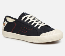 Avocado Cotton C Sneaker in schwarz