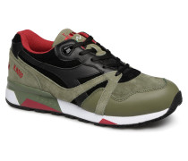 N9000 Premium Sneaker in grün