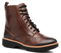 Witcombe Flo Stiefeletten & Boots in braun