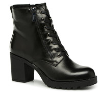 57854 Stiefeletten & Boots in schwarz