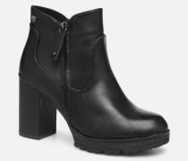 49367 Stiefeletten & Boots in schwarz