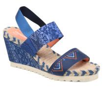 SHOES_IBIZA Sandalen in mehrfarbig