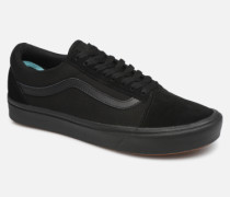 ComfyCush Old Skool Sneaker in schwarz