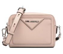 Klassik Camera Bag Handtasche in rosa