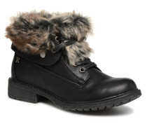64665 Stiefeletten & Boots in schwarz