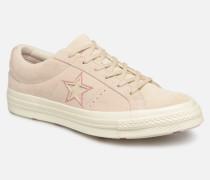 One Star OG Suede Ox W Sneaker in beige