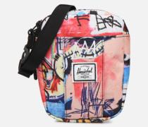 CRUZ X BASQUIAT Herrentasche in mehrfarbig