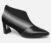 Zink Pop Mid Stiefeletten & Boots in schwarz