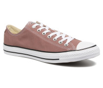 Chuck Taylor All Star Ox M Sneaker in weinrot