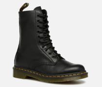 1490 F Stiefeletten & Boots in schwarz