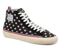 Mid Cut Shoe MERCURY MID CANVAS Sneaker in schwarz