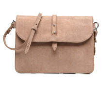 Thelma FL Shoulder Leather bag Handtasche in braun