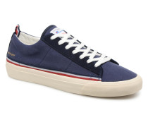 Low Cut Shoe MERCURY LOW CANVAS Sneaker in blau