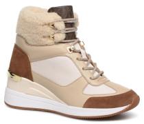Liv Bootie Sneaker in beige